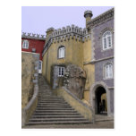 Europa, Portugal, Sintra. El nacional 2 de Pena Postal