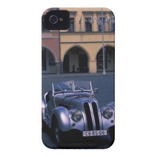Europa, República Checa, Ceske Krumlov iPhone 4 Case-Mate Cobertura