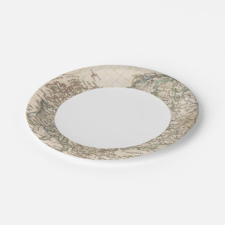 Europa 7 Inch Paper Plate