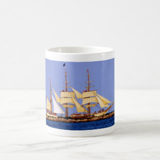 Europa ship coffee mug