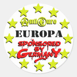 EUROPA Sponsored by Germany
