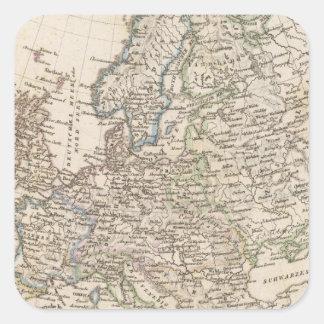 Europa Stickers