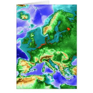 Europa Tarjetas
