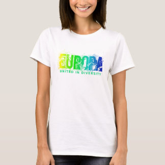 EUROPA UNITED IN DIVERSITY T-Shirt