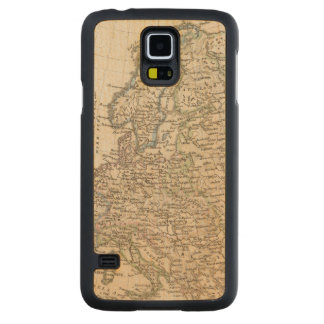 Europa Carved® Maple Galaxy S5 Slim Case