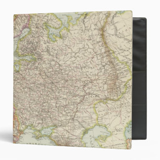 Europaisches Russland - Map of Europe and Russia Binder