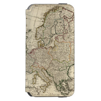 Europe 11 iPhone 6/6s wallet case