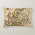 Europe 12 2 accent pillow