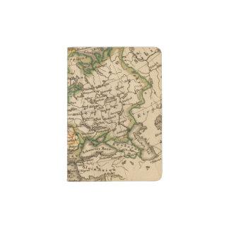Europe 12 2 passport holder