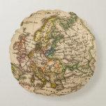 Europe 12 2 round pillow