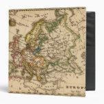 Europe 12 binder
