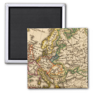 Europe 12 magnets