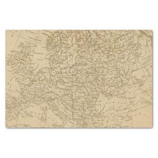 "Europe 18 10"" x 15"" tissue paper"