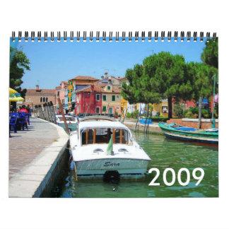 Europe 2009 Calendar