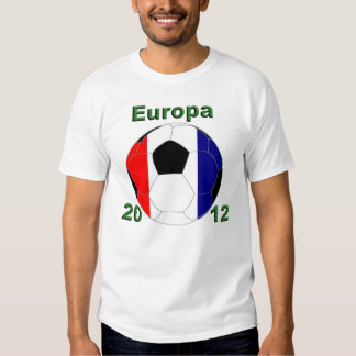 Europe 2012 France T-shirt