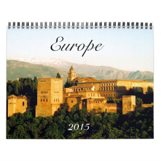 europe 2015 calendar