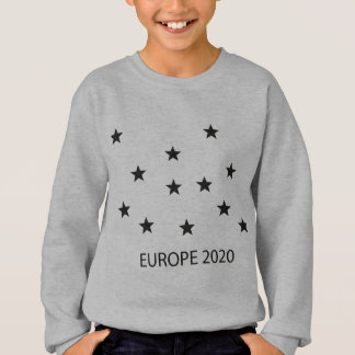 Europe 2020 sweatshirt