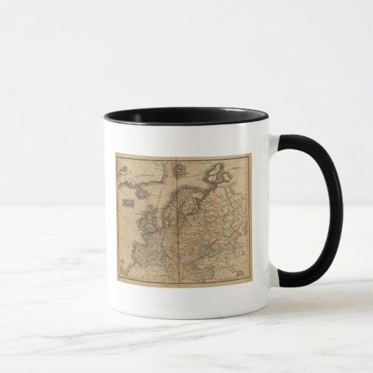 Europe 20 mug
