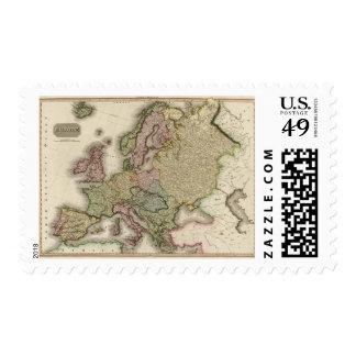 Europe 21 stamps