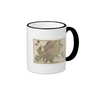 Europe 21 ringer mug