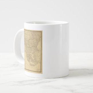 Europe 23 large coffee mug