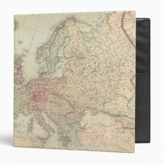 Europe 24 3 ring binders