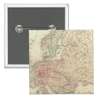 Europe 24 pinback button