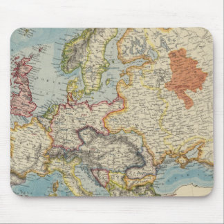 Europe 28 mouse pad