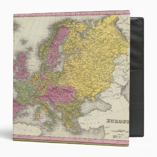 Europe 29 binder