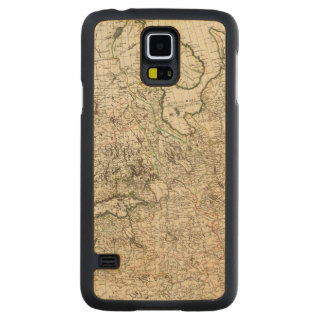 Europe 2 carved® maple galaxy s5 case