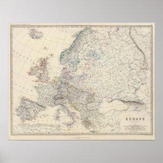 Europe 2 poster