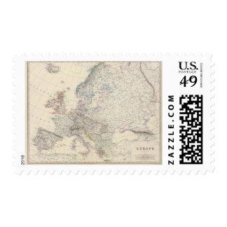 Europe 2 stamp