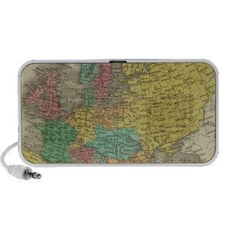 Europe 2 travel speaker