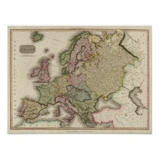 Europe 31 poster