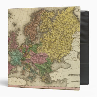 Europe 32 3 ring binder