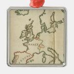 Europe 32 christmas ornament