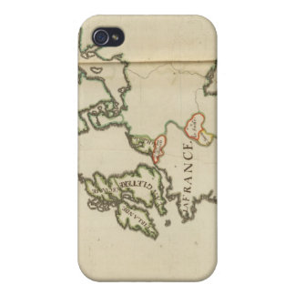Europe 32 iPhone 4 cover