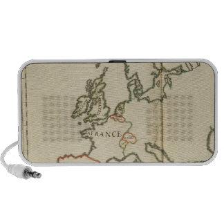 Europe 32 mini speaker