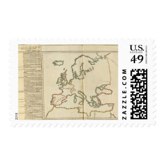 Europe 32 stamps
