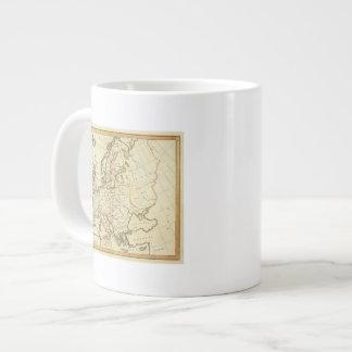 Europe 33 large coffee mug