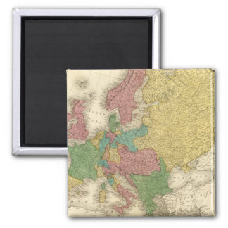 Europe 37 2 inch square magnet