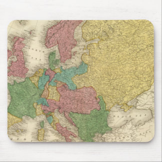 Europe 37 mouse pad