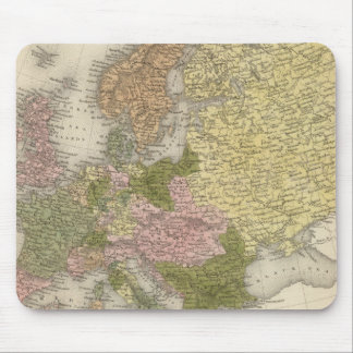 Europe 38 mouse pad