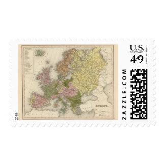 Europe 38 postage