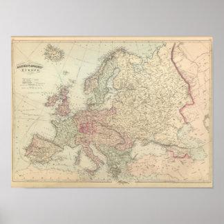Europe 38 poster