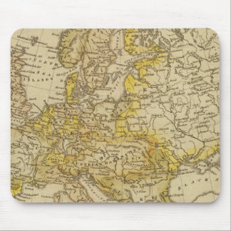 Europe 39 mouse pad