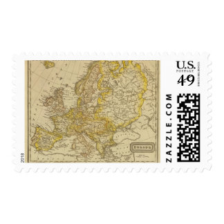 Europe 39 postage stamps