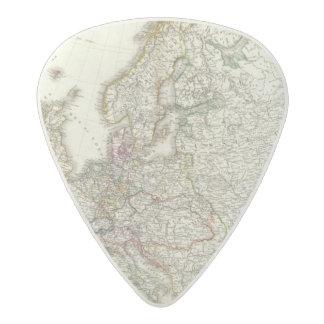 Europe 3 2 acetal guitar pick