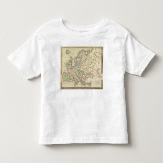 Europe 41 toddler t-shirt