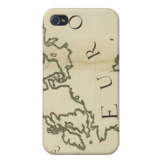 Europe 44 iPhone 4 covers